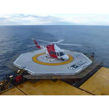 Aluminium for  Helicopter deck